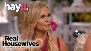 The Real Housewives of Orange County | Tamra And Kelly Fight At The Reunion