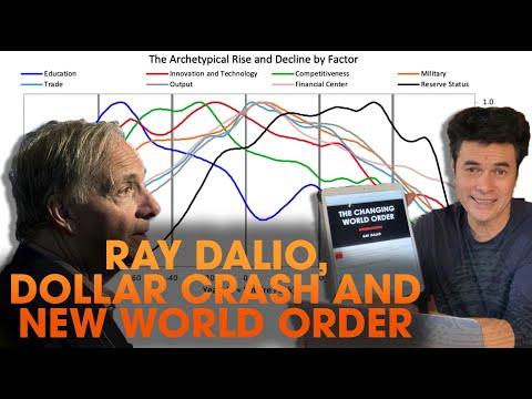 Dollar Crash Prediction - When & How It Will Happen According To Billionaire Ray Dalio