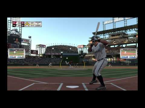 Will Clark base clearing double Diamond Dynasty MLB The Show 2017