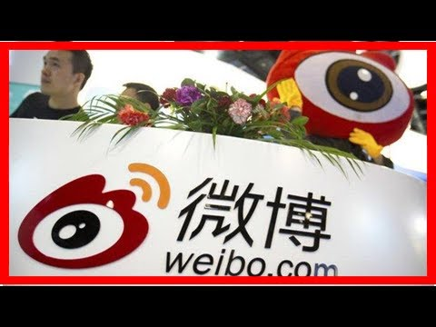 Breaking News | China's Weibo forced to back down over gay ban