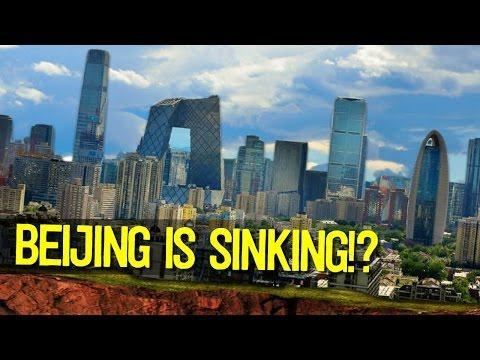 Beijing is SINKING!?