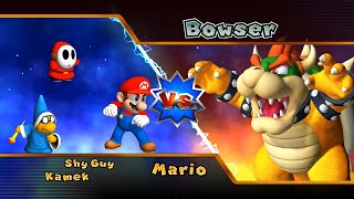 Mario Party 9 - Solo Mode - Part 6 - Bowser Station