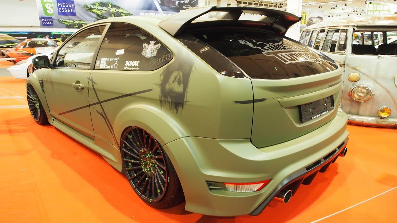 ford focus 2 hatchback tuning