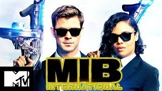 MEN IN BLACK: INTERNATIONAL - Official Trailer | MTV Movies