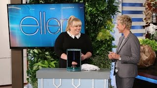 rebel wilson and ellens infomercial