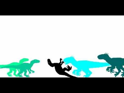 pdft-deinonychus vs velociraptor (round 3 match 2)