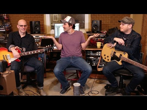 Rob McNelley and Kenny Greenberg Teach How To Play - Till It's Gone by Kenny Chesney - Guitar Lesson