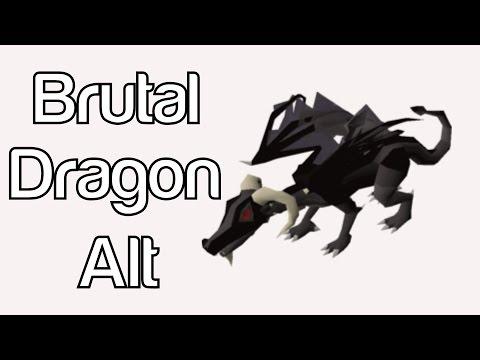 Brutal Black Dragon Alt Guide [500K-750K/HR AFKING]