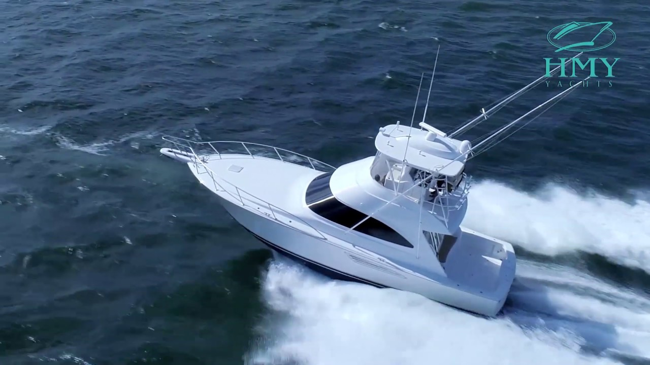 2019 Viking 44' Convertible