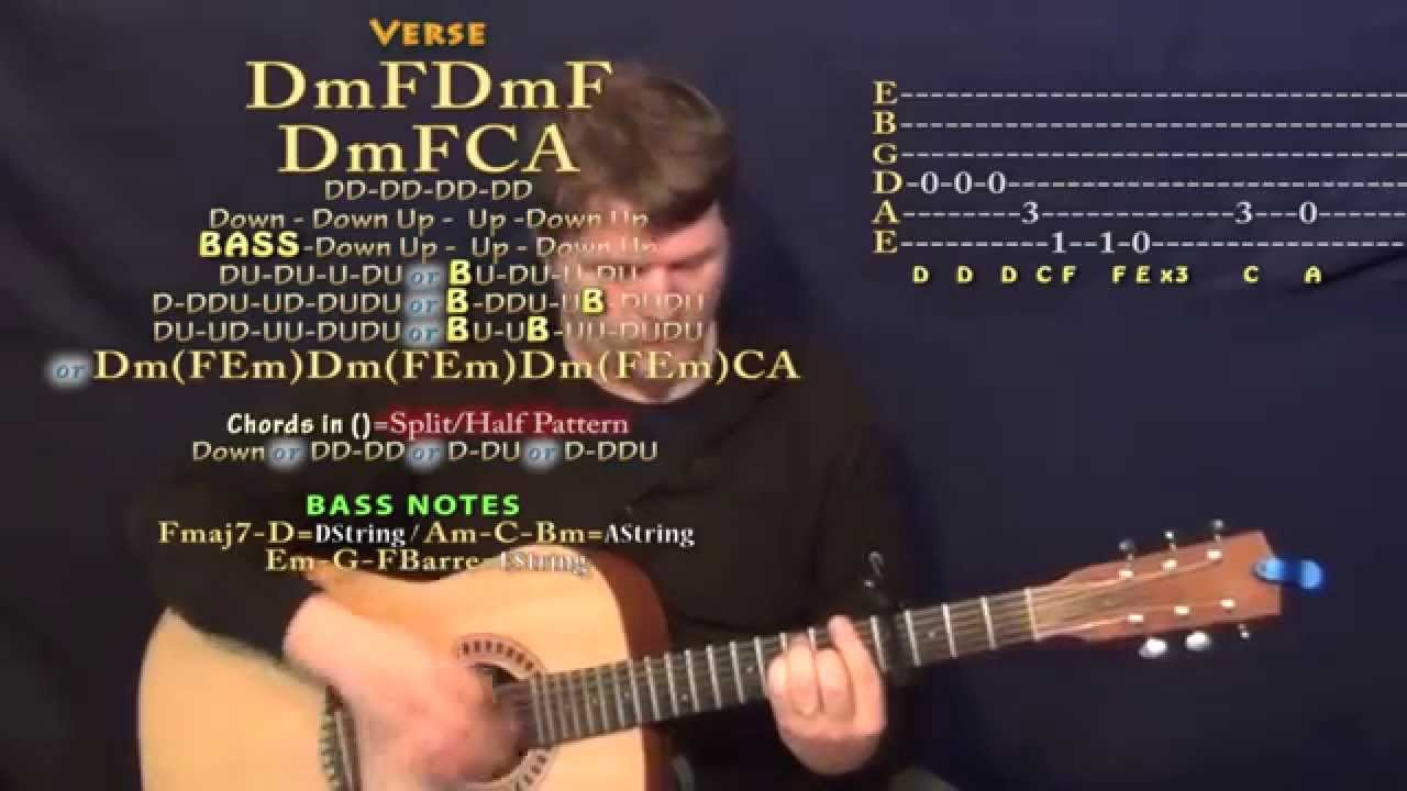 Baby blue eyes chords (cover) with chords and lyrics youtube.