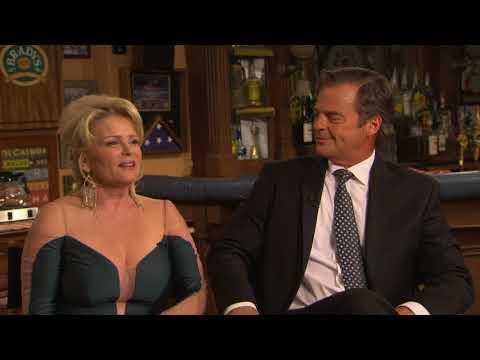 Days Of Our Lives - Double Wedding ||  Wally Kurth & Judi Evans Interview  || SocialNews.XYZ