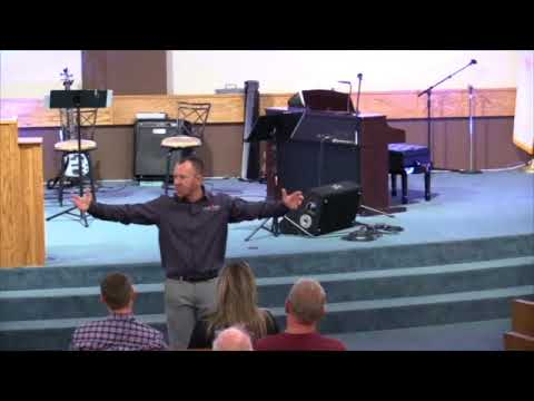 The Power Of A Changed Life - Pastor Josh Bush 10-8-17
