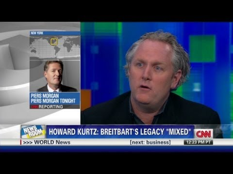 CNN: One of Andrew Breitbart's last appearances