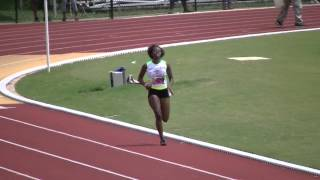 2015 Brooklyn Craggette 4x400 Relay