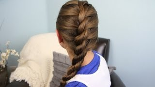 Rope Braid Hairstyles - YouTube