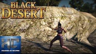 Black Desert Online - Геймплей нового класса Куноичи. Часть 2