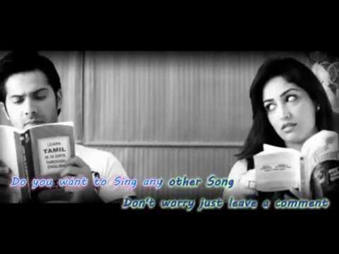 Chadariya jheeni re jheeni Karaoke RB || Judaai || Arijit Singh || Badlapur