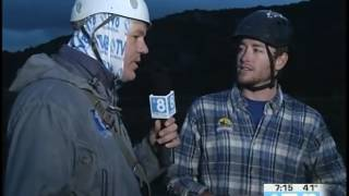 Zip Adventures James Graef Part 1 10.25.16 Good Morning Vail