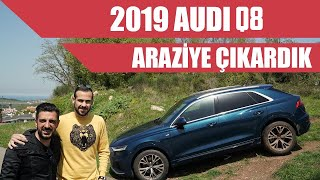 Off-road with 2019 Audi Q8