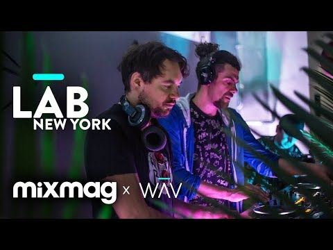 TUBE & BERGER in The Lab NYC