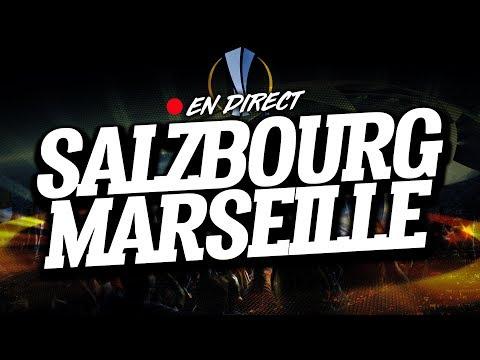 🔴 direct / live : rb salzbourg - marseille // club house ( salzburg - om )