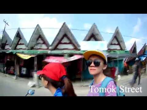 Samosir Island, Indonesia 2018. Travellers Vlog