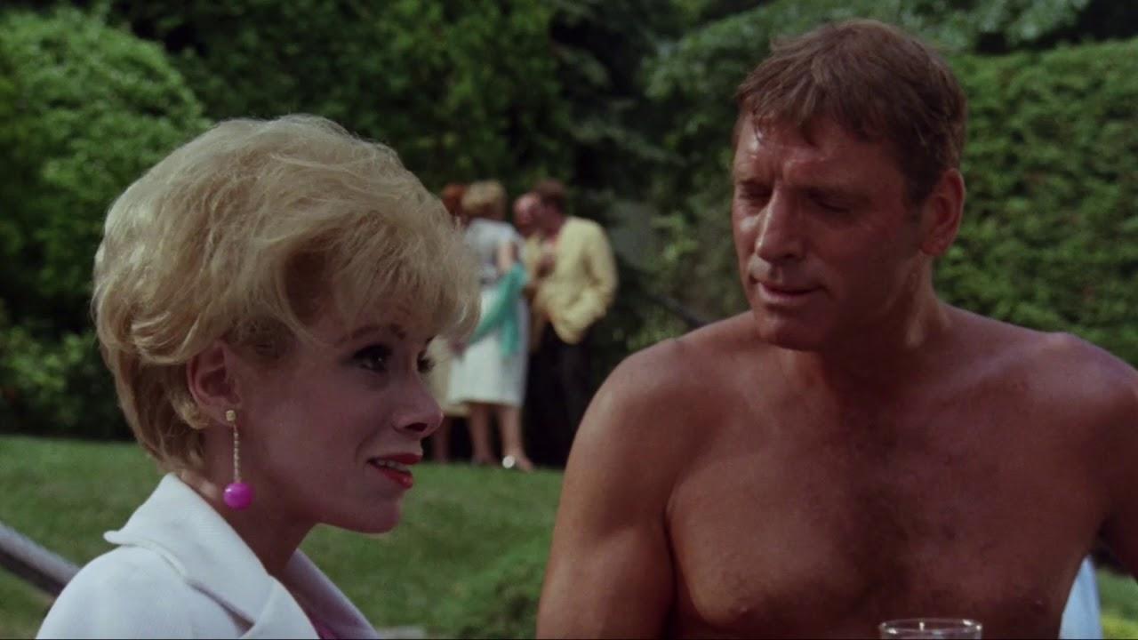 THE SWIMMER (1968) - Joan Rivers Scene - YouTube