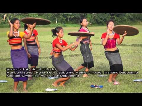 O Reangni || Sadhana Reang || Dance By Hamti Bodol