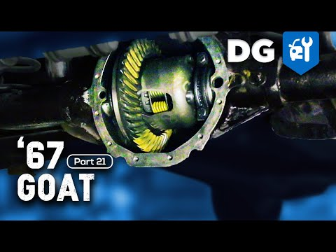 How To Install An Eaton Posi Locker Limited-Slip Differential | '67 Pontiac GTO [EP21]