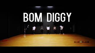 Bom Diggy l Blue Flame Elite