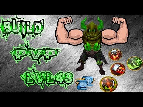 Arcane Legends BEST BUILD PVP LVL 46-49!!!