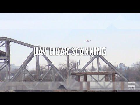 UAV LiDAR Scanning