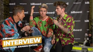 Benji & Fede - Billboard Interview WMA Edition