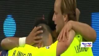 Barcelona vs bayern 3-2 Arabic commentary