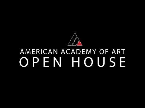 American Academy of Art Open House