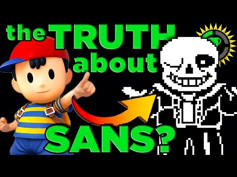 Game Theory: UNDERTALE - Sans's SECRET Identity!
