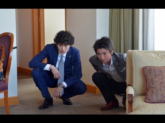 藤原竜也、岡田将生共演のドラマが映画化!映画『映画 ST 赤と白の捜査ファイル』予告編