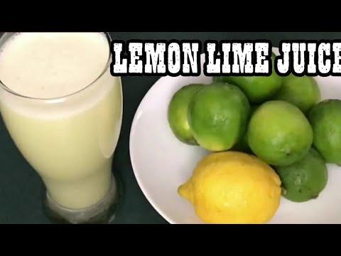 HOW I MAKE LEMON//LIME JUICE