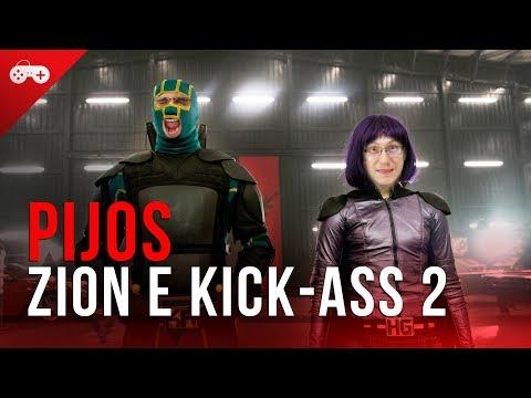 Os Piores Jogos da Steam: ZION e Kick-Ass 2 desafiam nossa paciência