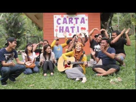 """Najwa Latif Carta Hati """"The Making Of Music Video''"""