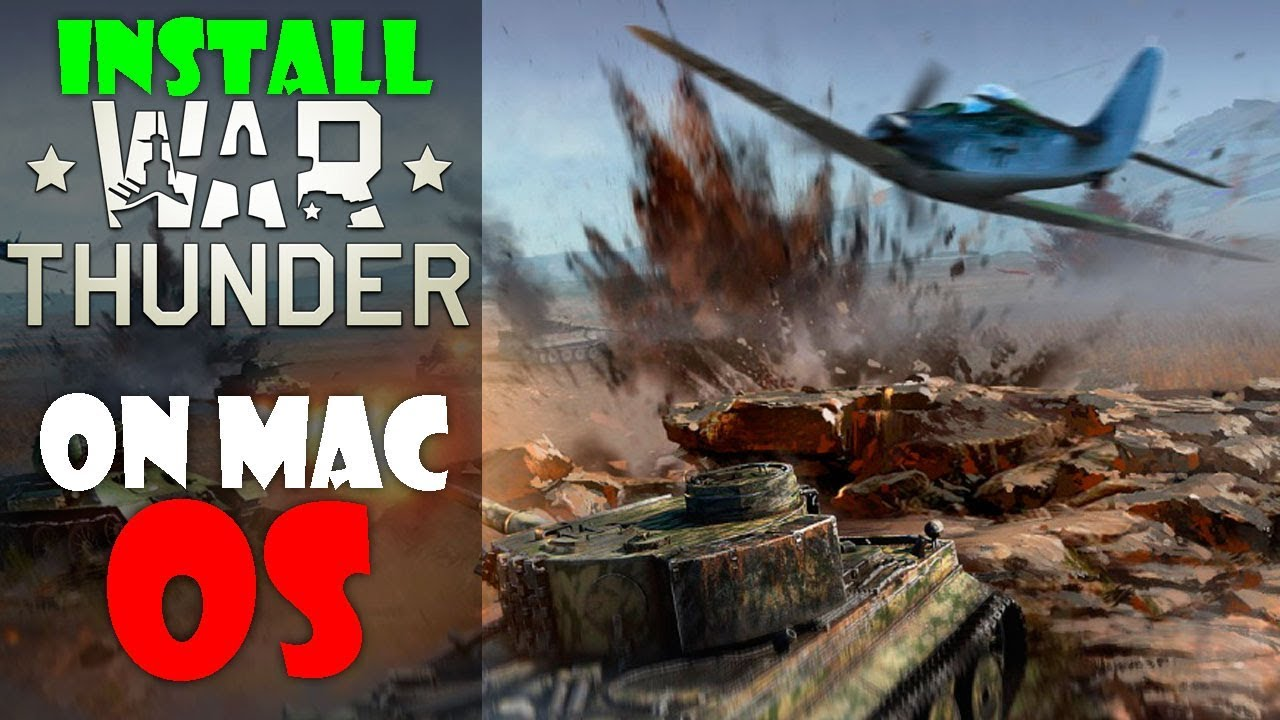 How to download war thunder user skins mac only youtube.