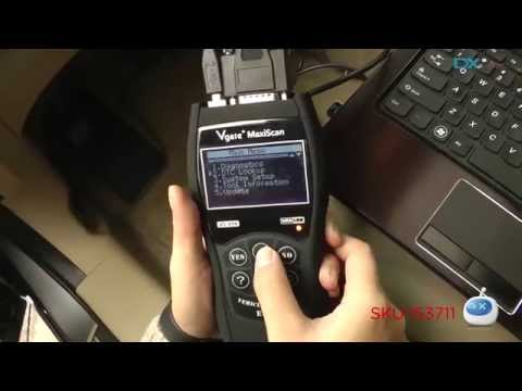 """DX: 2012 Newly Professional 3.0"""" LCD Auto Code Reader Vgate Scantool Maxiscan VS890"""