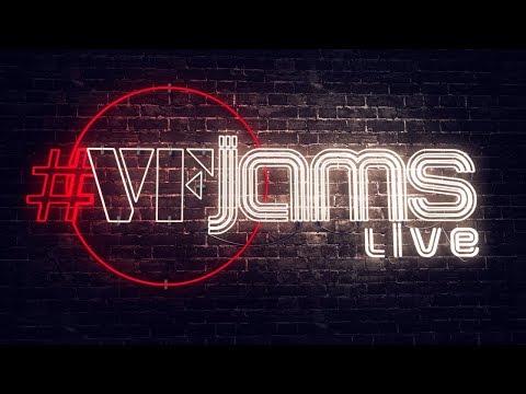 Introducing #VFJams LIVE!