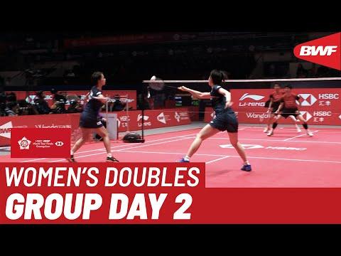Group A | WD | FUKUSHIMA/HIROTA (JPN) Vs. DU/LI (CHN) | BWF 2019