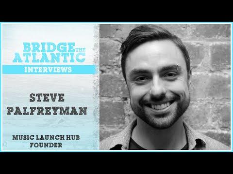Steve Palfreyman: Music Marketing Mistakes & Music Launch Hub (Interview 2016)