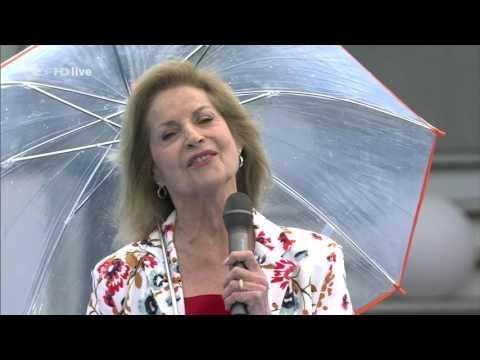 Jacqueline Boyer  Mitsou  ZDF Fernsehgarten 21082016