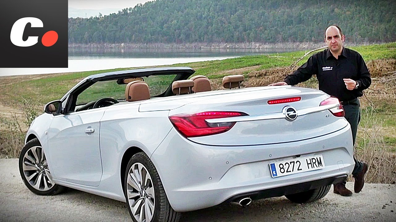 opel cabrio cascada prueba test review en espa ol. Black Bedroom Furniture Sets. Home Design Ideas