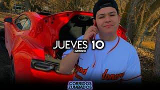 Natanael Cano Feat. Junior H - Jueves 10 (CORRIDOS 2020)