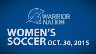 Warrior Nation: October 30, 2014 Women