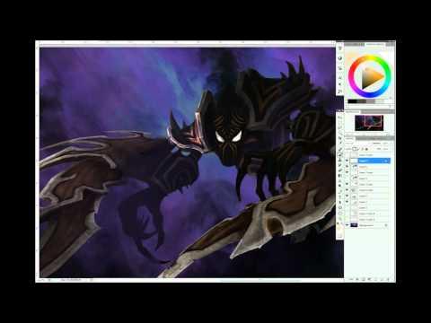 Nocturne: Art Spotlight | League of Legends